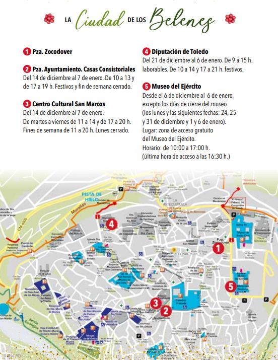 Toledo, ciudad de los Belenes 2019