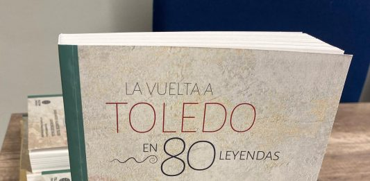 Libro La vuelta a Toledo en 80 leyendas 2019