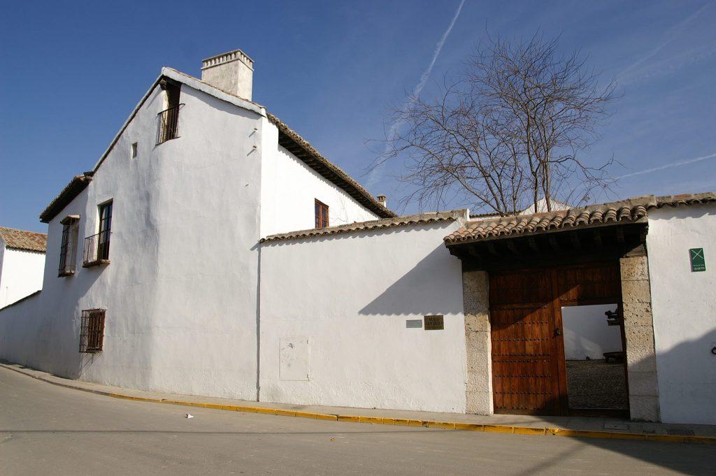 Casa Museo de Cervantes en Esquivias.