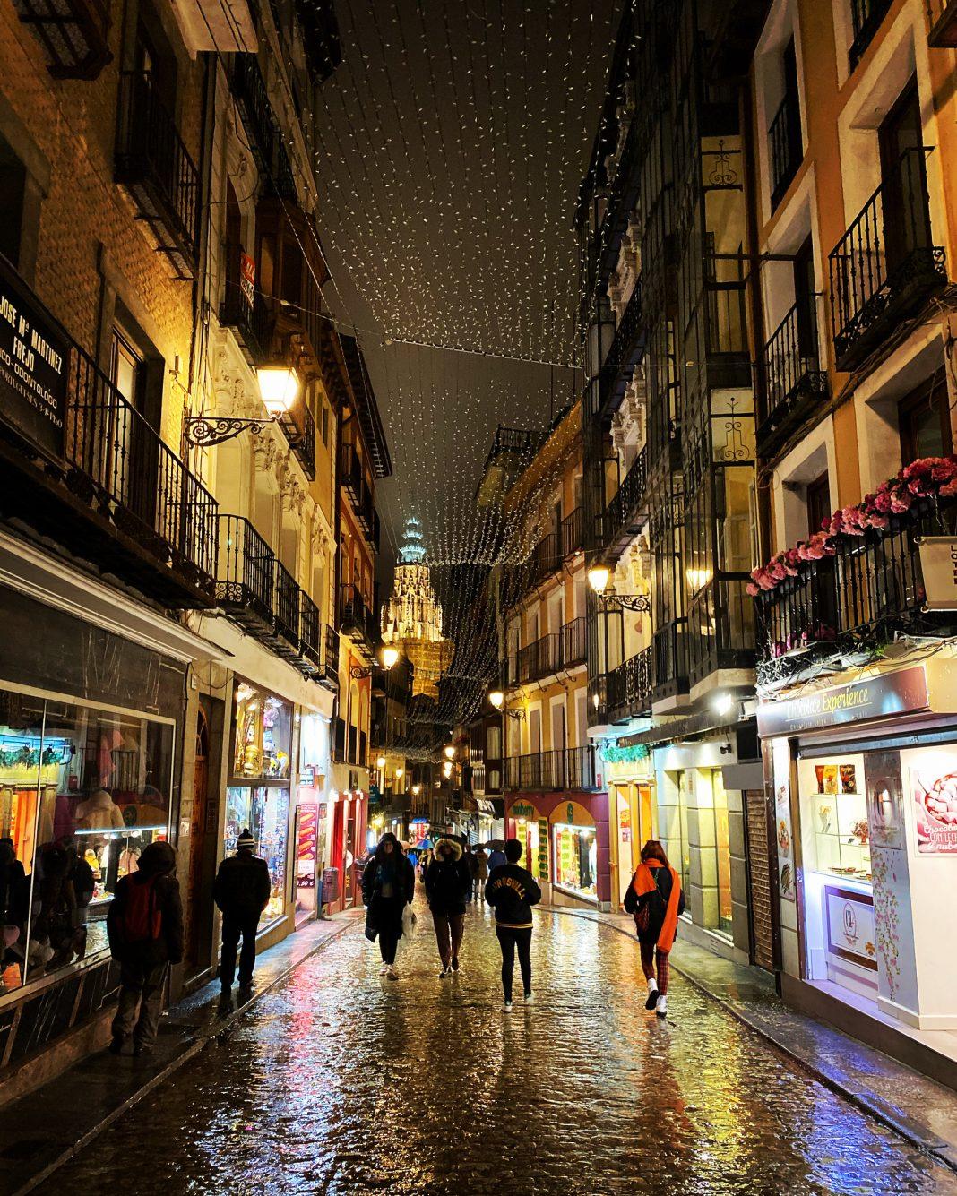 Toledo húmedo. Enero 2020