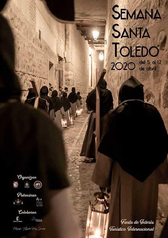 Cartel oficial Semana Santa Toledo 2020