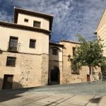 Arquillo de la Judería, en Toledo