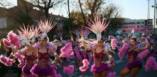 Carnaval de Toledo. Fuente: Facebook Ayuntamiento de Toledo