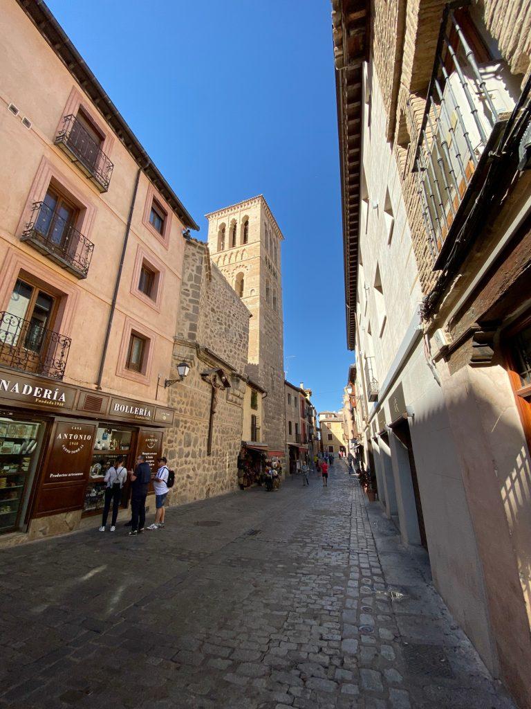Calle de Santo Tomé, Toledo