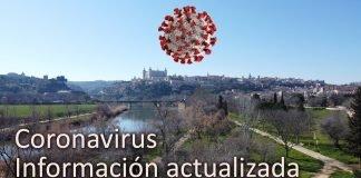 Información sobre Coronavirus en Toledo