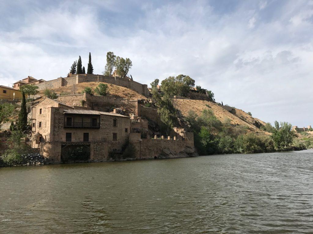 Casa del Diamantista en Barco Pasaje, Toledo.