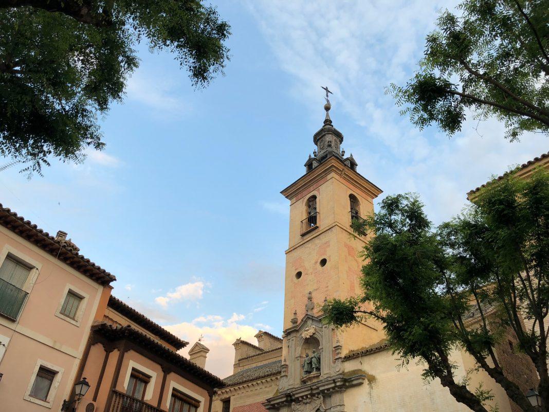 Iglesia de los Santos Justo y Pastor (Toledo)