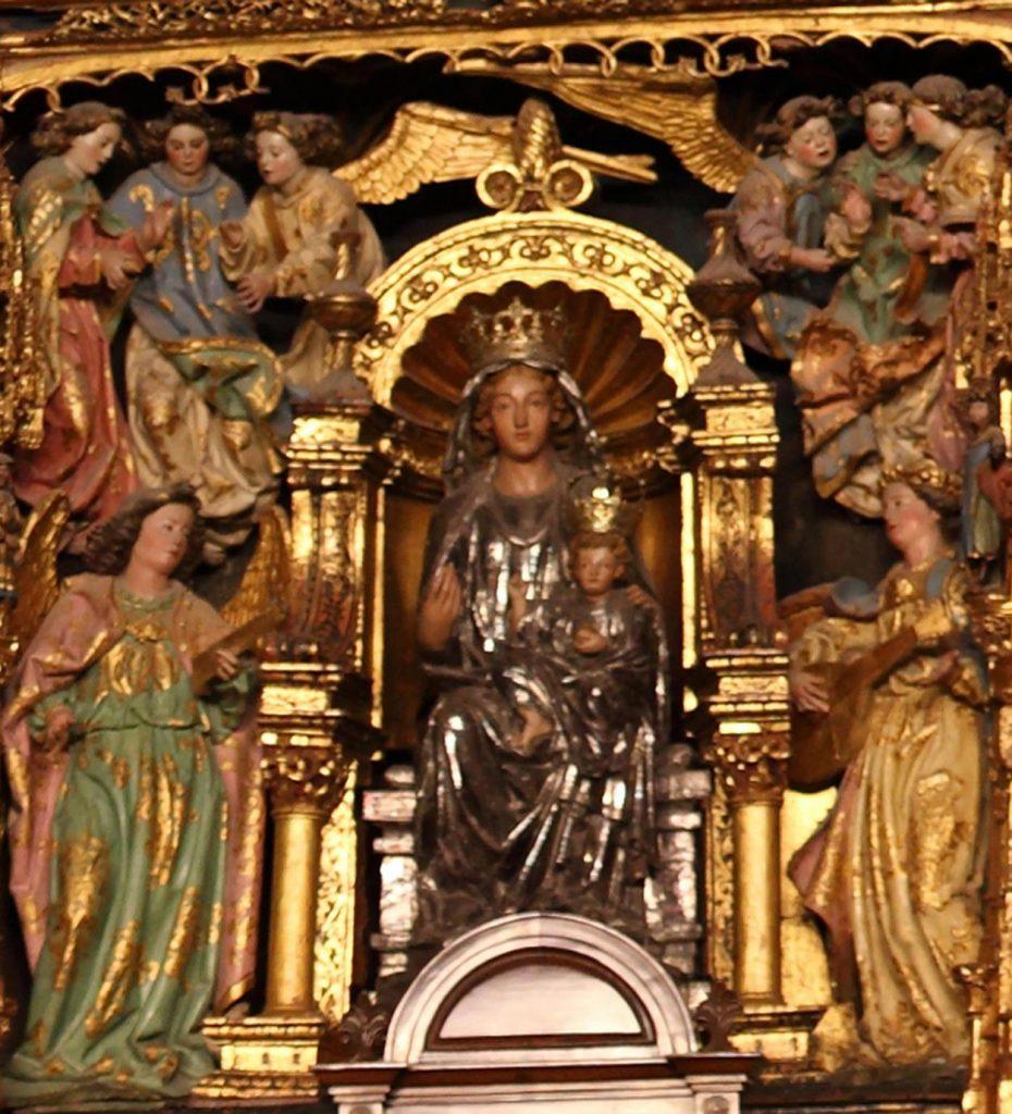 Santa María de Toledo. Catedral de Toledo. Carlos Dueñas.