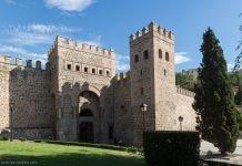 Puerta de Alfonso VI. Toledo. Foto: DavidUtrilla.com