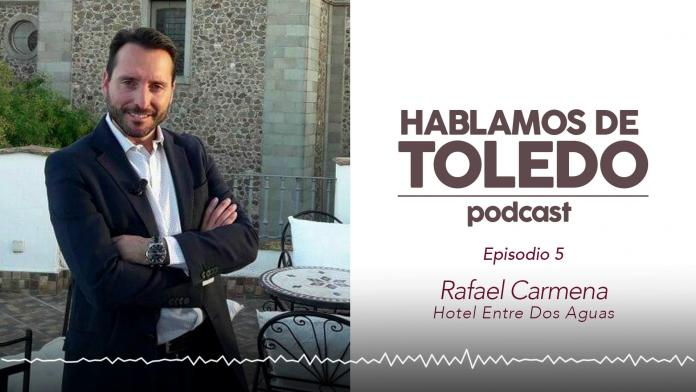 Rafael Carmena en Hablemos de Toledo 5