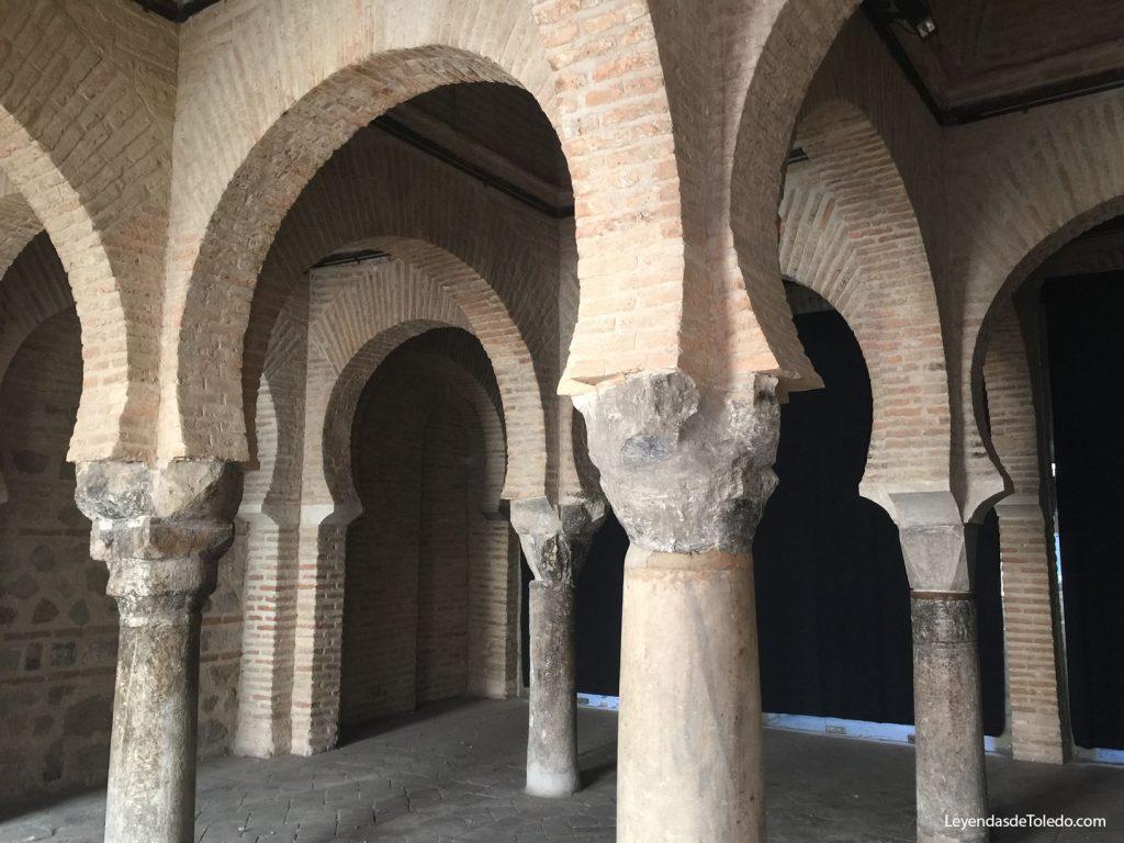 La Mezquita de Tornerías (Toledo), actualmente cerrada al público.