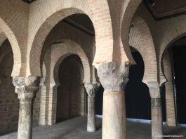 Mezquita de Tornerías en Toledo