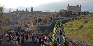 Romería Virgen del Valle en Toledo