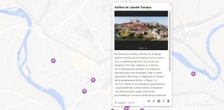 Toledo Desaparecido en Google Maps