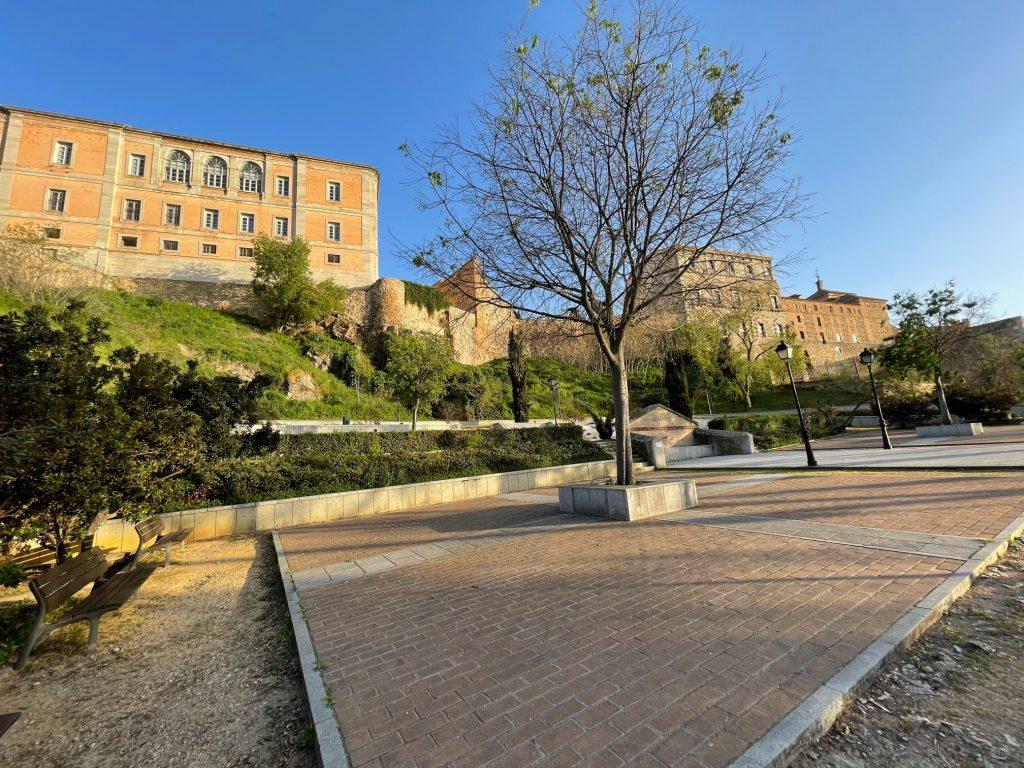 Paseo de Recaredo, Toledo