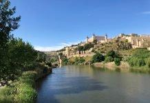 Toledo, Río Tajo. Foto: Laura Morillas