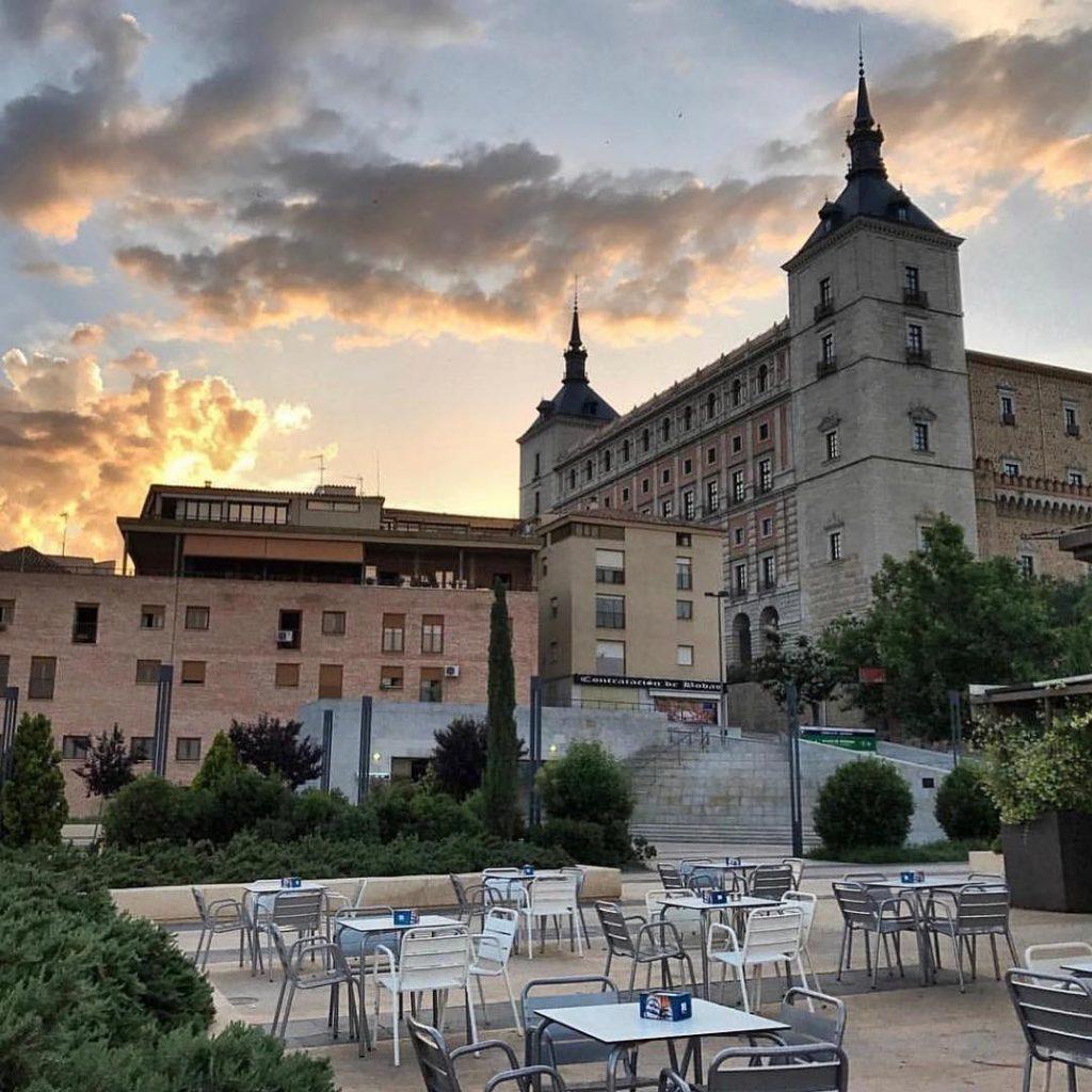 Terraza Bú en Toledo. Foto de su Facebook.