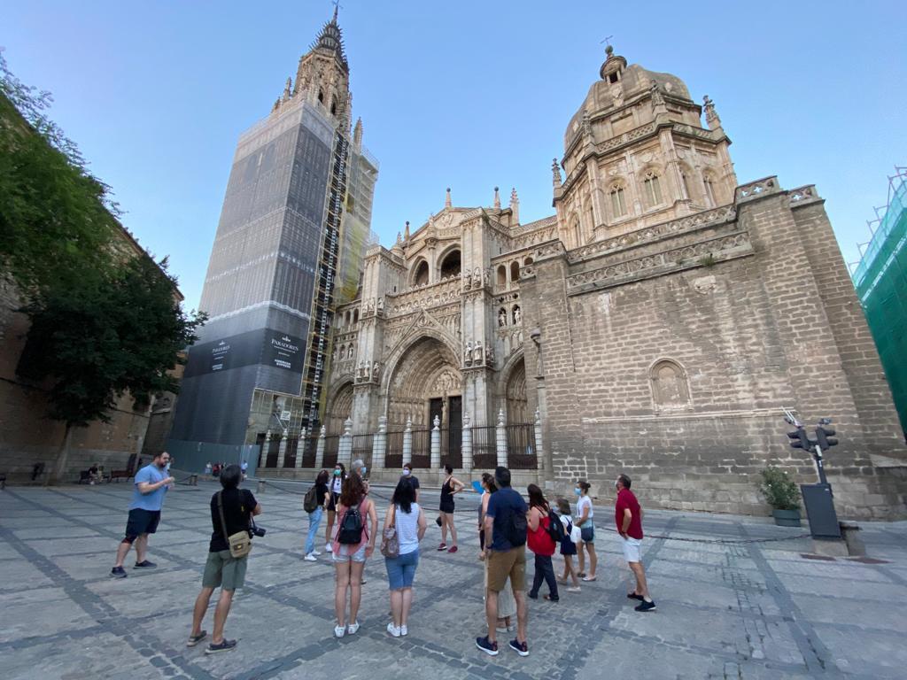 Visita guiada por Toledo el 16 de julio 2020, Toledo Mágico con Rutas de Toledo.