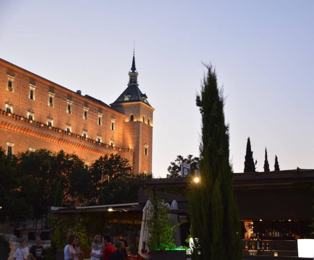 Bu Terraza Toledo