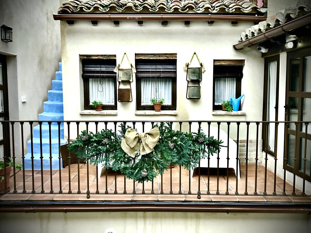 La Casita de Candela apartamento turístico en Toledo.