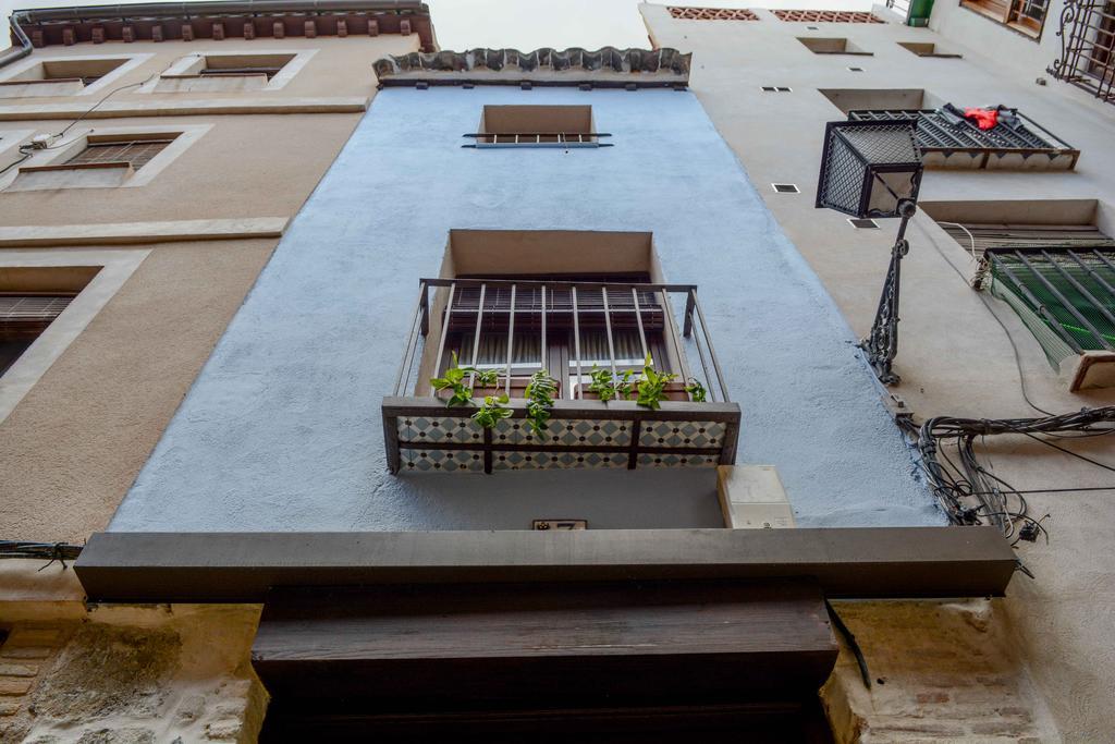 La Casita de Candela Toledo, fachada.