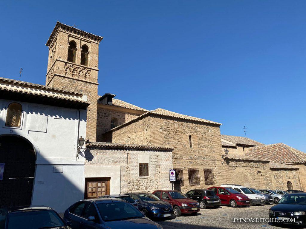 Convento de la Concepción Francisca de Toledo.