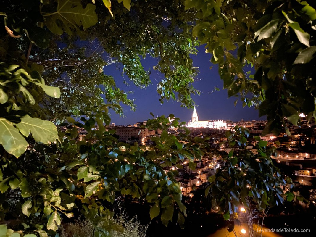 Toledo en verde, vista desde el Valle