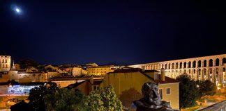 El Diablo de Segovia, acueducto romano