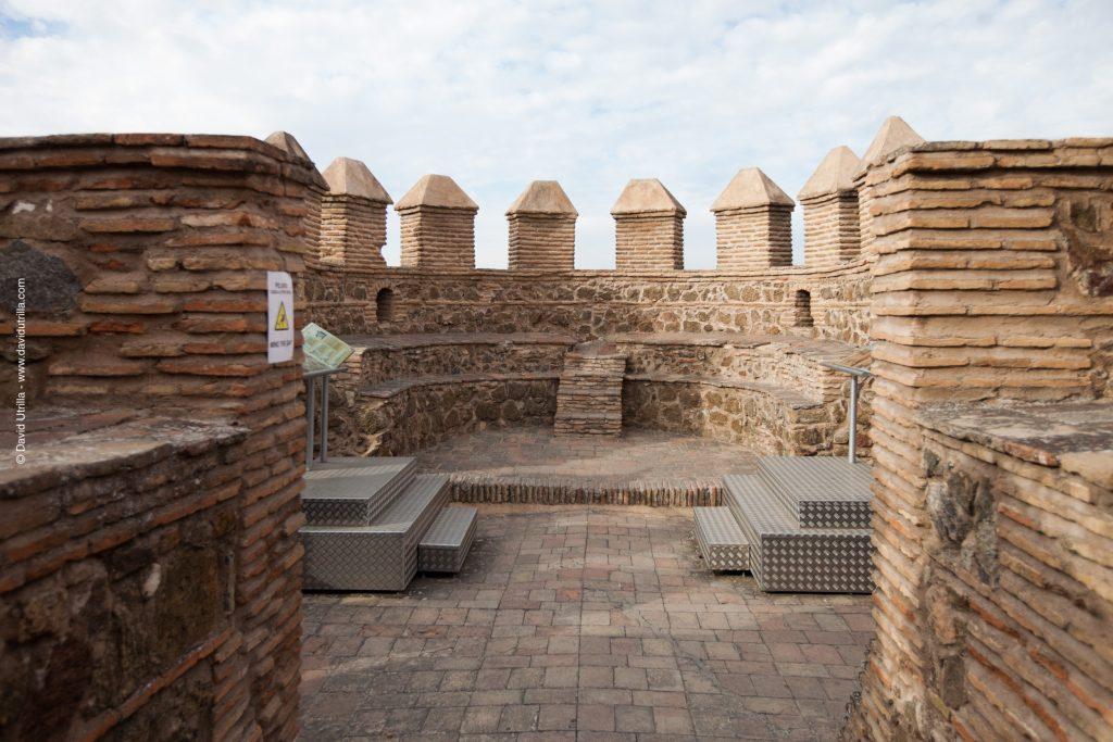 Puerta del Sol. Toledo. Interior. Foto: David Utrilla