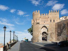 Puerta del Sol de Toledo. Foto: David Utrilla