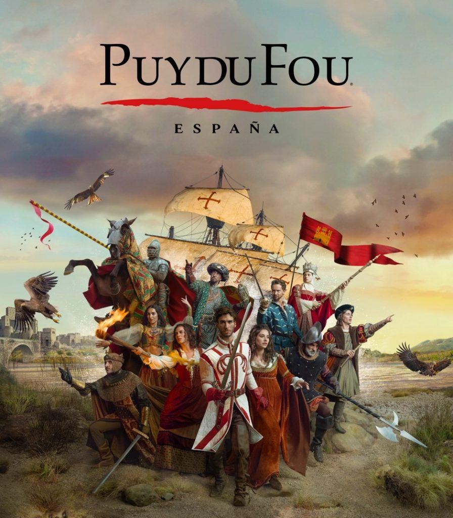 Puy du Fou España, cartel 2021