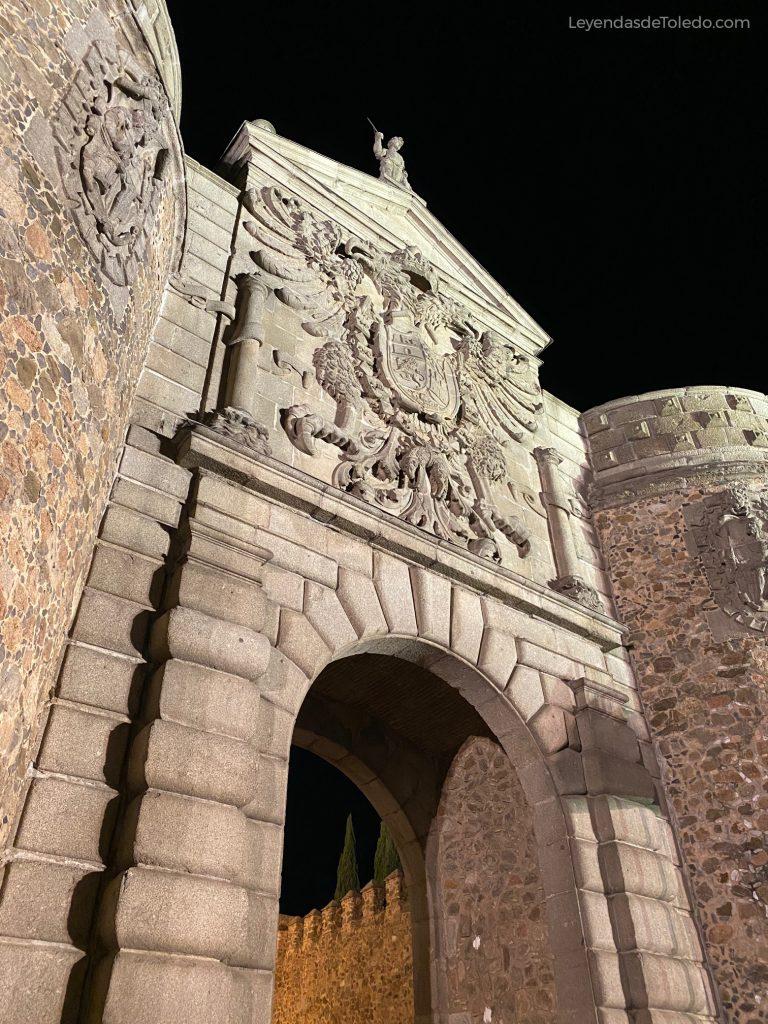 Puerta de Bisagra en Toledo