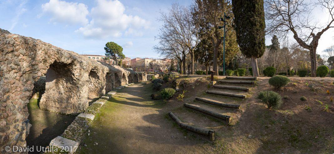 Circo Romano de Toledo, por David Utrilla