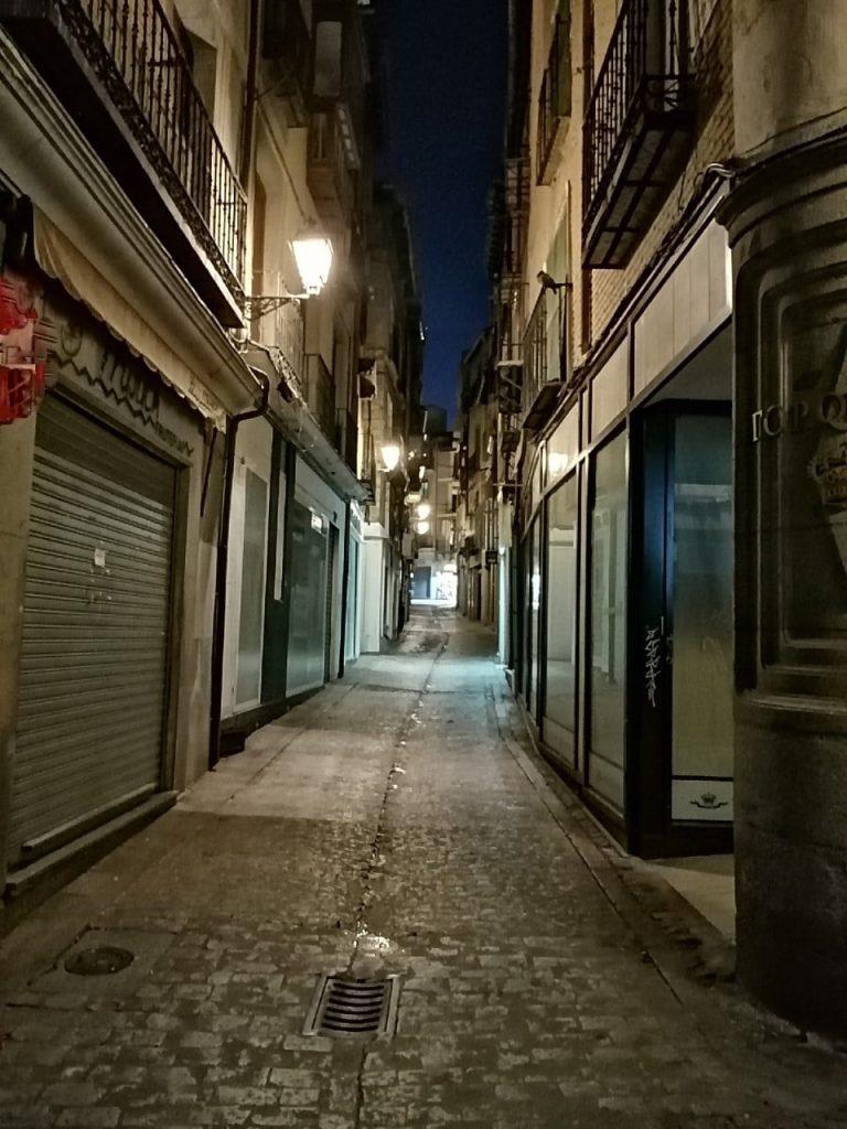 Calle de Martín Gamero