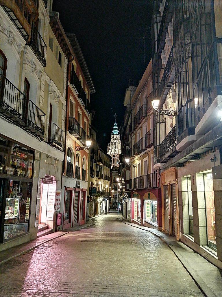 Calle del Comercio (Ancha)