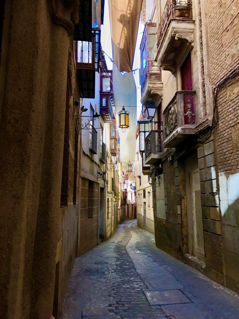 Calle Alfileritos, Toledo