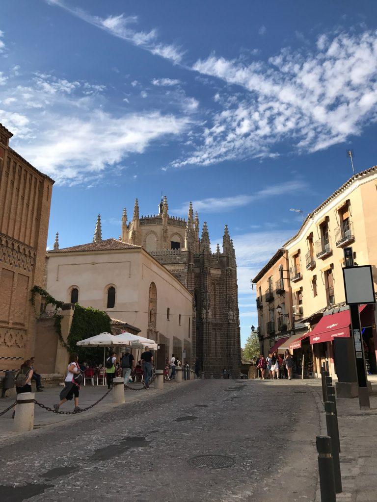 Calle Reyes Católicos, Toledo