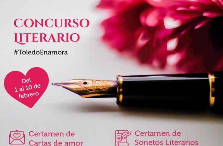 I Certamen de Cartas de Amor y Sonetos Literarios con motivo de San Valentín