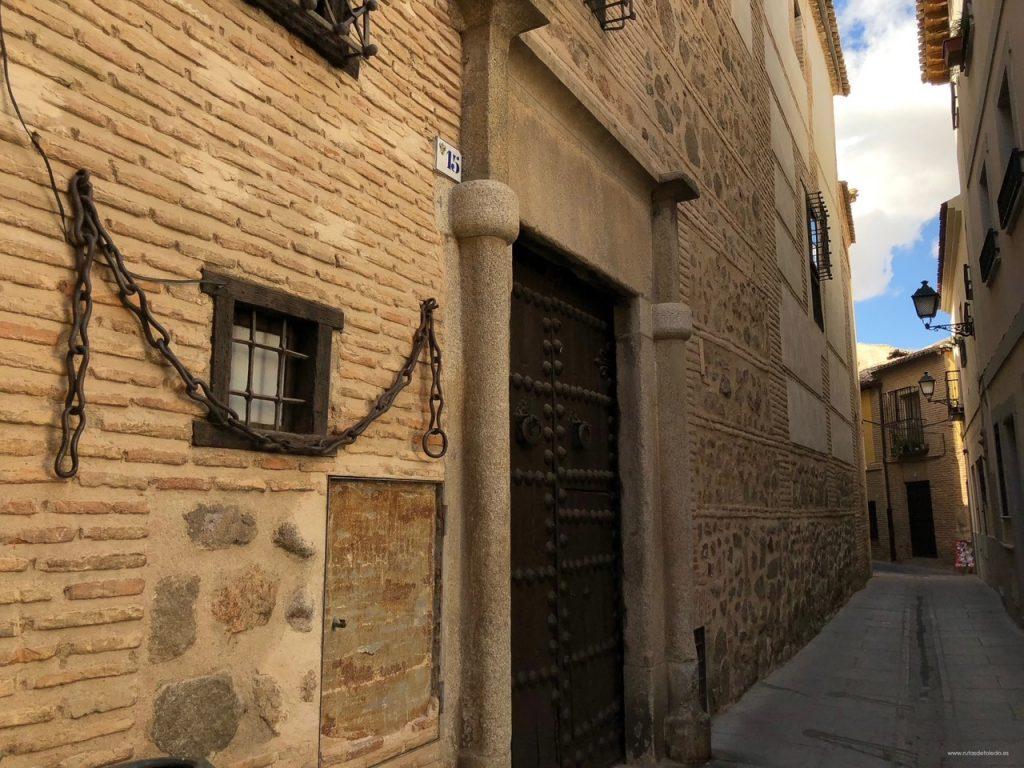 Casa de las Cadenas, Toledo