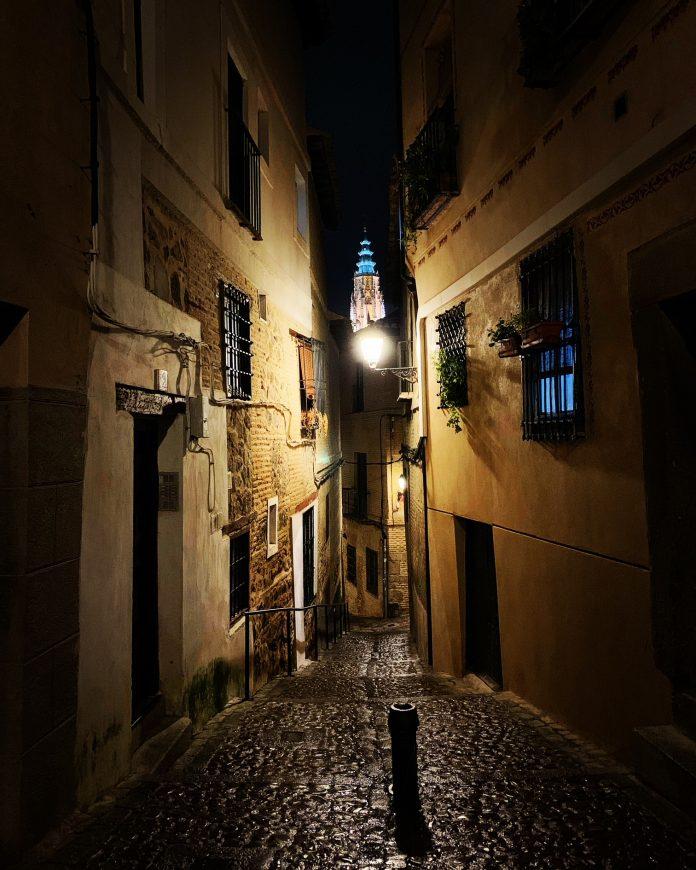 Cuesta de los Pascuales, Toledo
