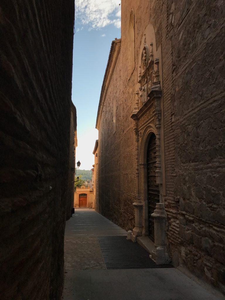 Calle de San Clemente, Toledo