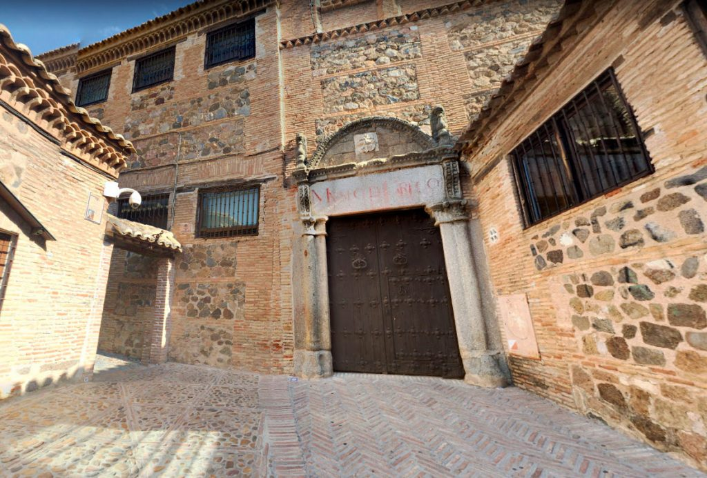 Calle Samuel Levi, Toledo