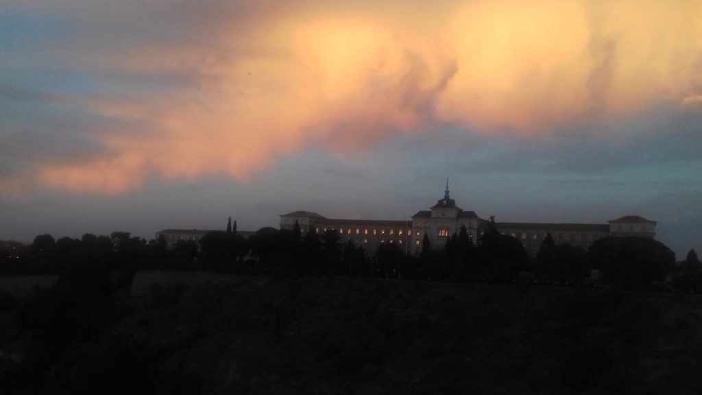 Academia de Infantería de Toledo, por Carlos Dueñas Rey