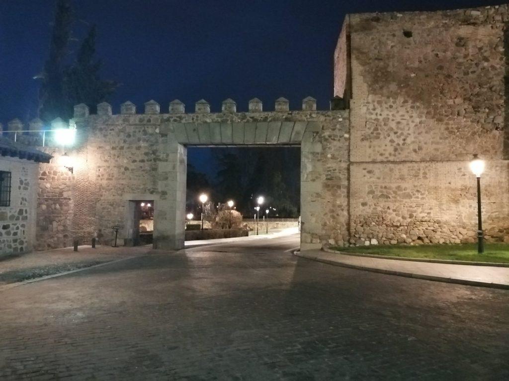 Puerta de Bisagra por Carlos Dueñas Rey
