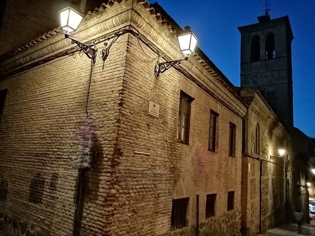 Iglesia de la Magdalena. Foto: Carlos Dueñas Rey