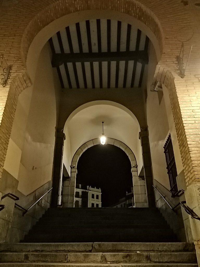 Arco de la Sangre. Carlos Dueñas Rey