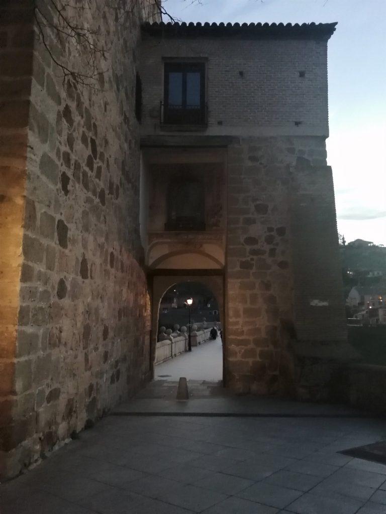 Puente de San Martín. Carlos Dueñas Rey
