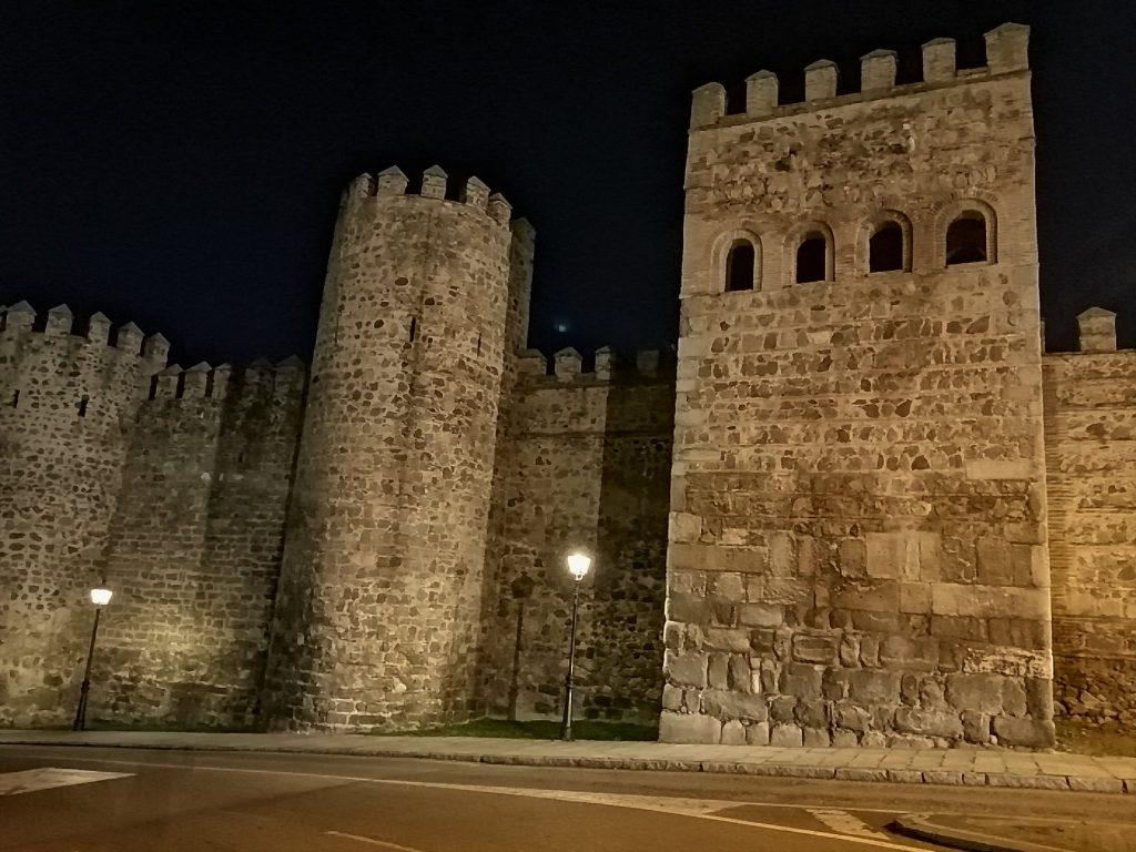Torres de la Reina. Foto: Carlos Dueñas Rey