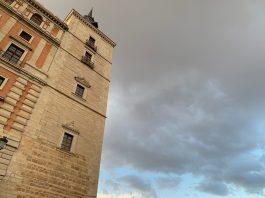 Torreón sureste del Alcázar de Toledo