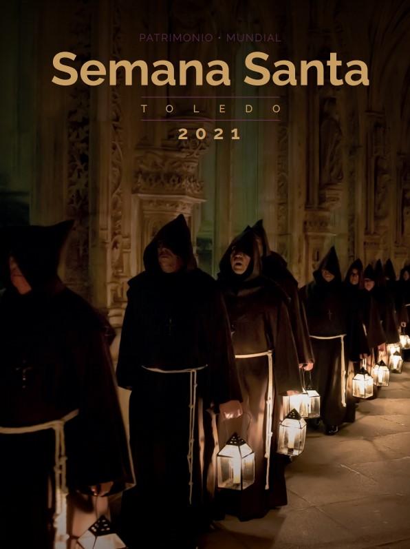 Portada libreto Semana Santa Toledo Cofrade 2021